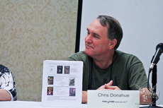 Chris Donahue