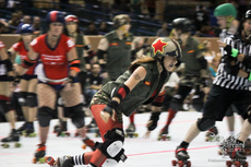 Assassination City Roller Derby
