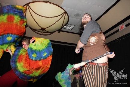 Steampunk Ball - All-Con 2011