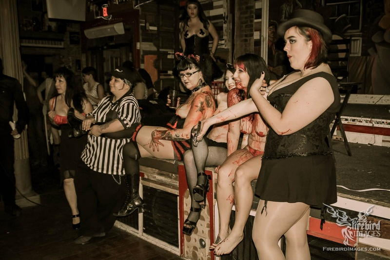 7 Deadly Sins Burlesque