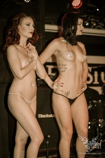Sabra JohnSin and Roxy VyxSin