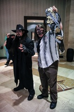 Danny Deadman Gorton and Zander Price