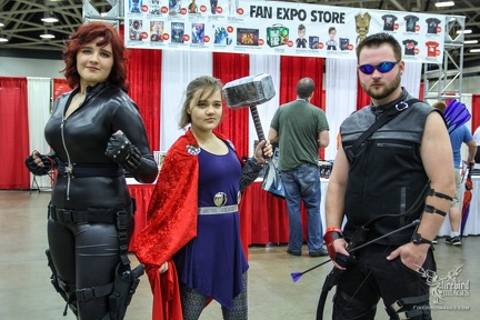 Fan Expo Dallas 2015