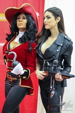 Ireland Reid and LeeAnna Vamp