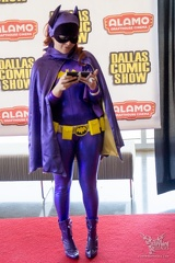 Dallas Comic Show Feb 2017