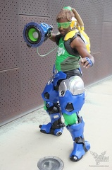 IBlue Cosplay