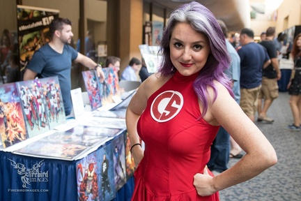 Dallas Comic Show Sep 2017