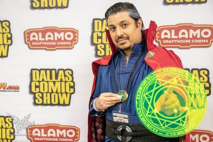 Dallas Comic Show Aug 2018