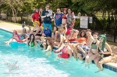 Cosplay Pool Party Jul 2018